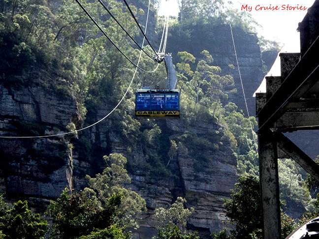 scenic world cableway