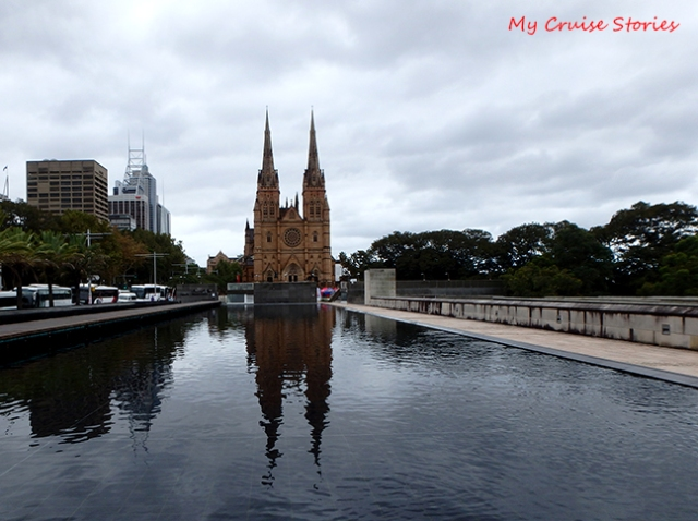 Sydney Cathedral