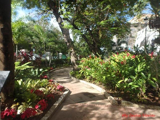 path in San Juan