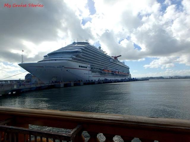 San Juan cruise port