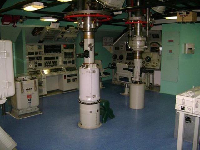 navy undersea museum