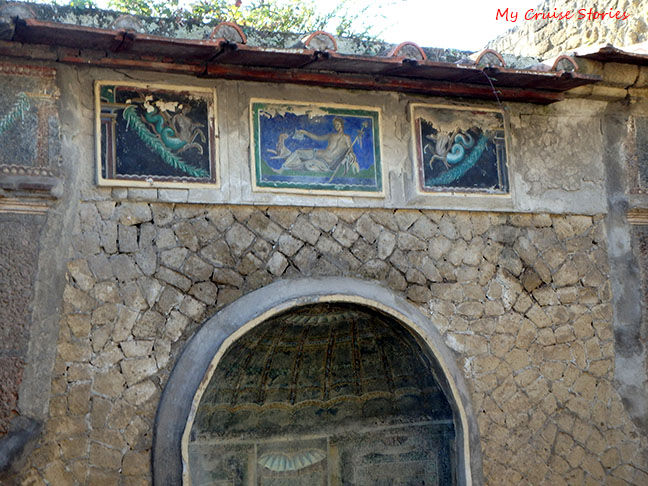 art in Herculaneum