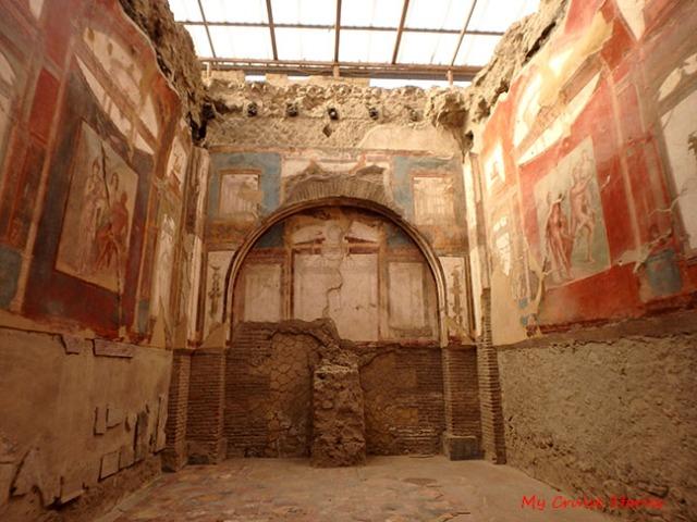 preserved ruins