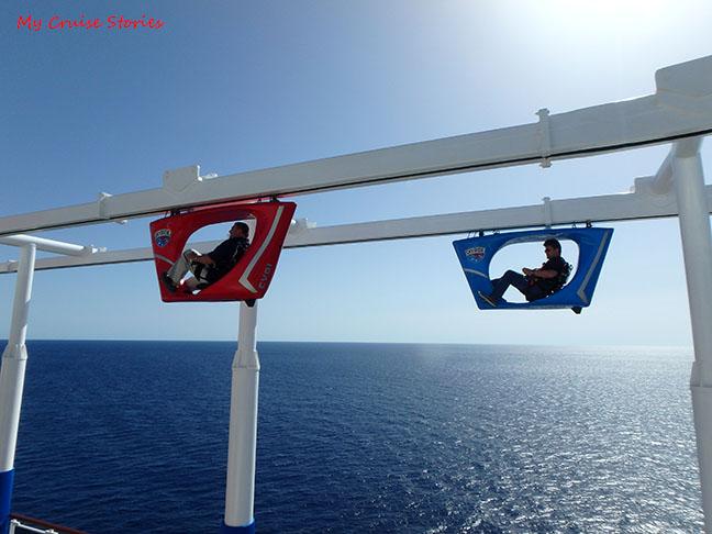 fun on a cruise ship