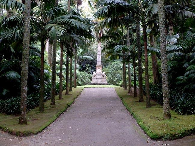 Terra Nostra Gardens, Azores