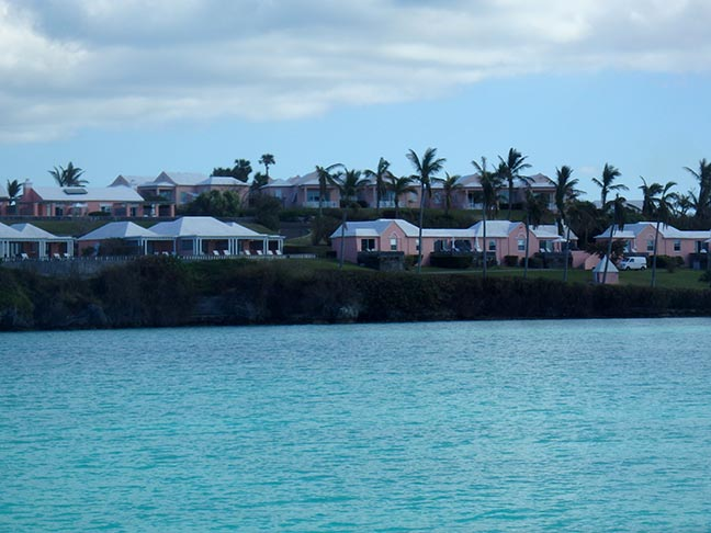 buildings in Bermuda