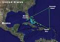 Bermuda triangle is a lot bigger than Bermuda