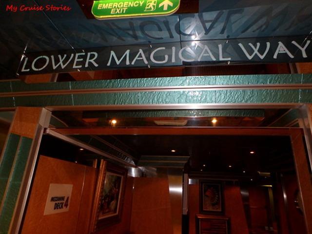 magical hallway