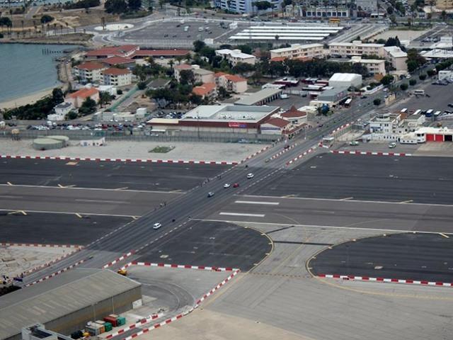 unusual runway
