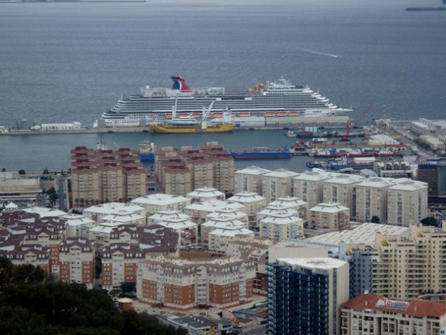 Gibraltar cruise port