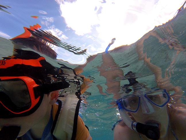 snorkel Grand Turk