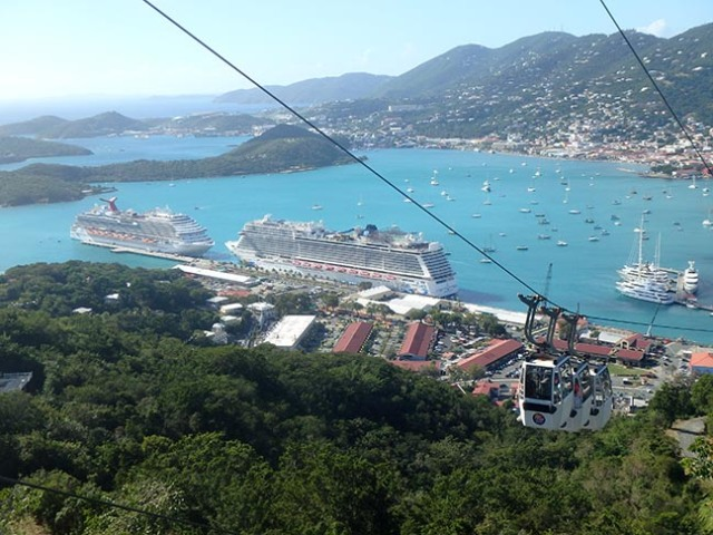Paradise Point, Saint Thomas