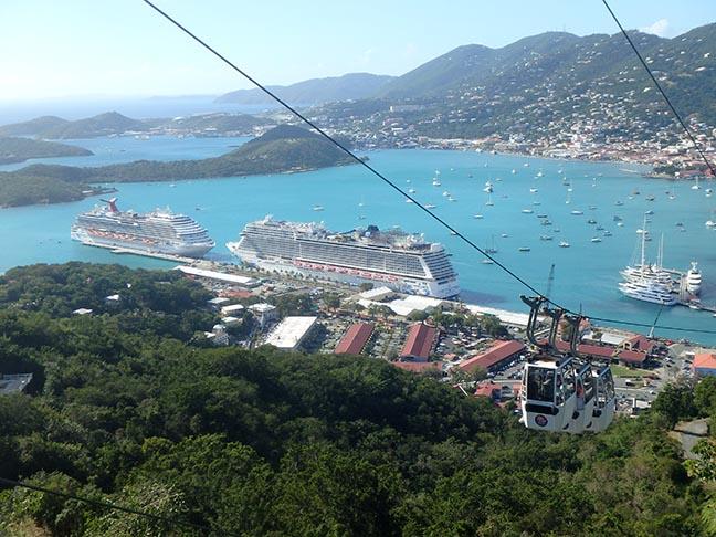 Paradise Point, Saint Thomas