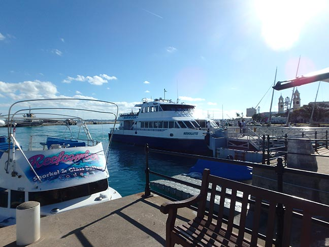Bermuda ferry