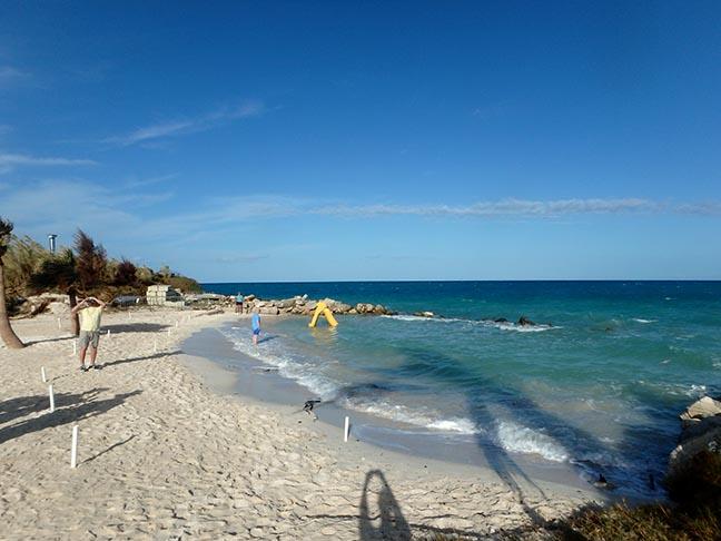 beach in Bermuda