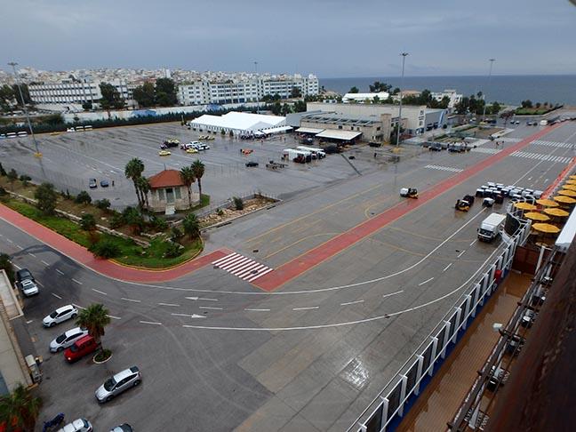 cruise port Piraeus