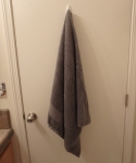 starting a towel swan