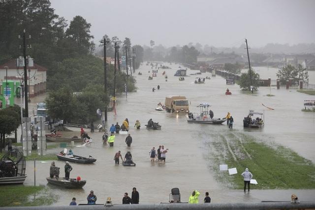 major flooding