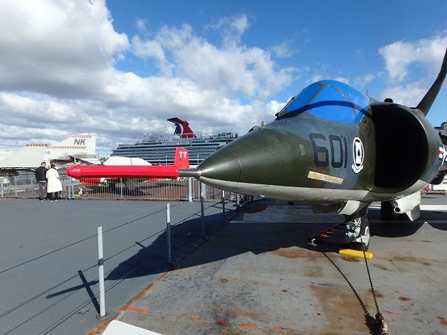 aircraft carrier museum