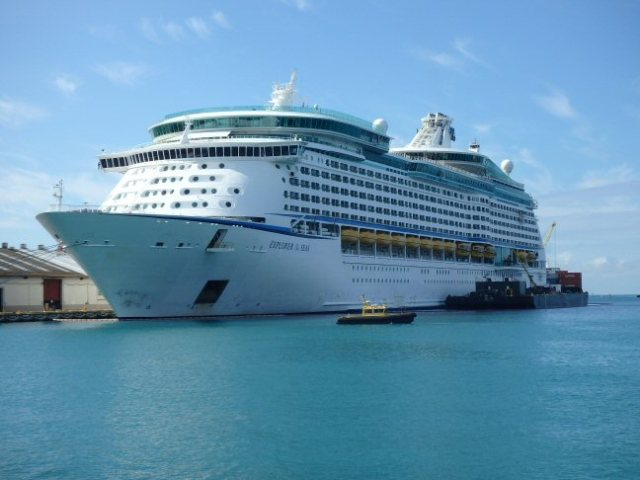 Explorer of the Seas cruise ship