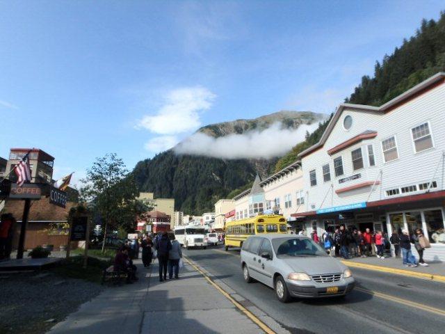 Juneau tourist shops