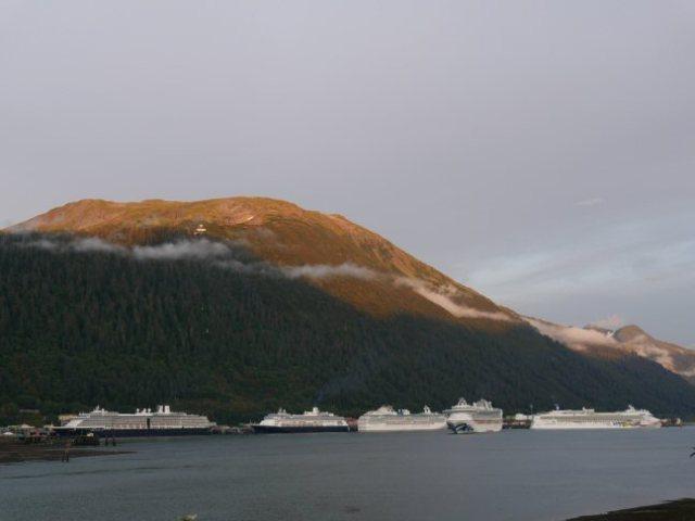 ships in Juneau