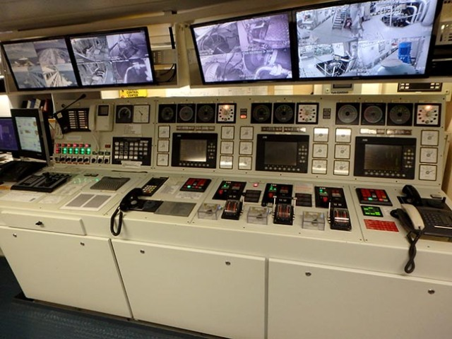 engine camera monitors