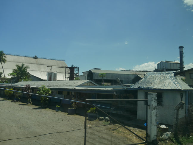 fiji sugar mill