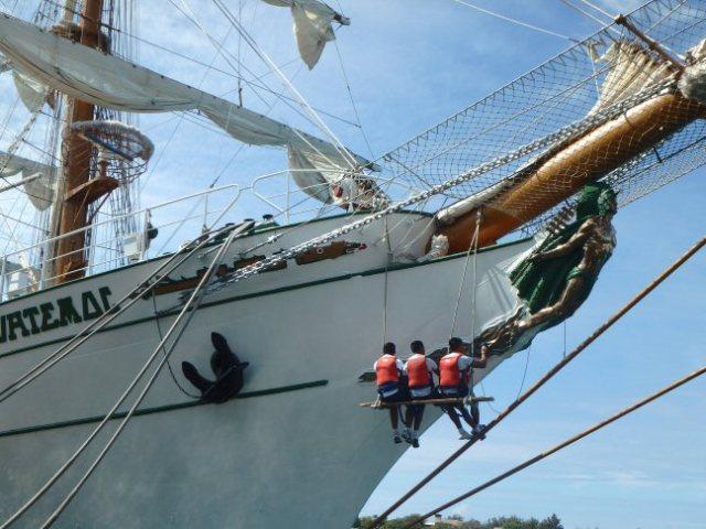 ship maintenance