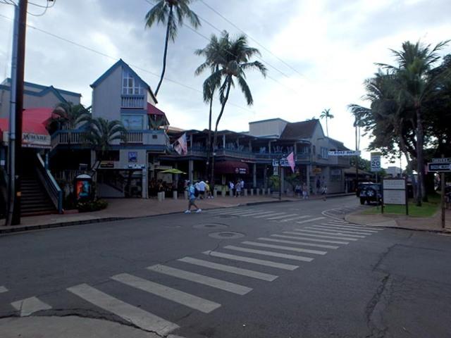 tourist shops