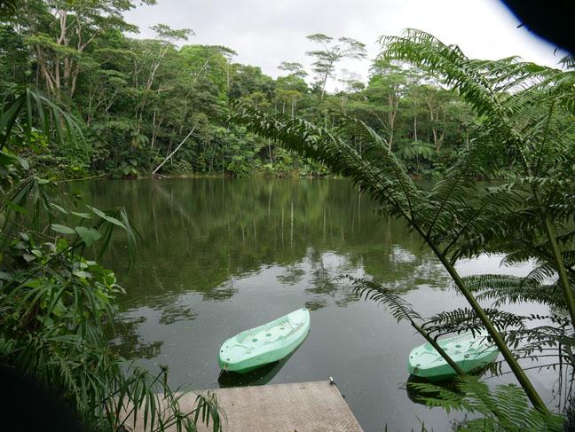 eco lodge in Fiji