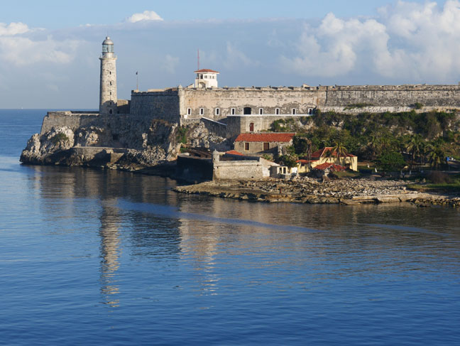 old fort in Havana