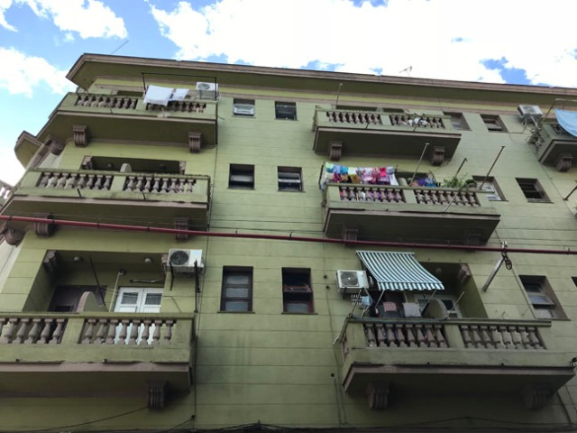 apartments in Havana