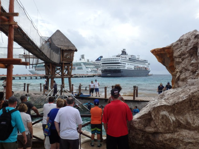 Costa Maya cruise port