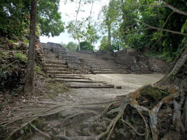 Chacchoban ruins
