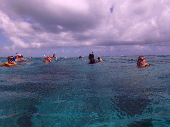 snorkel excursion
