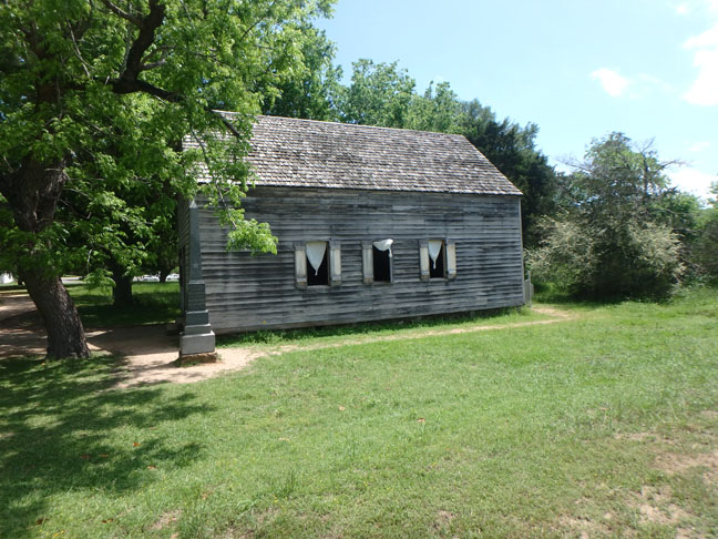 historical building in Texas