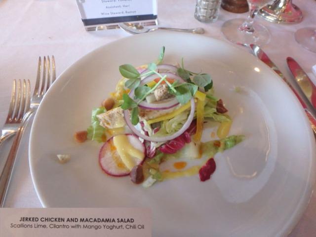 mariner lunch salad