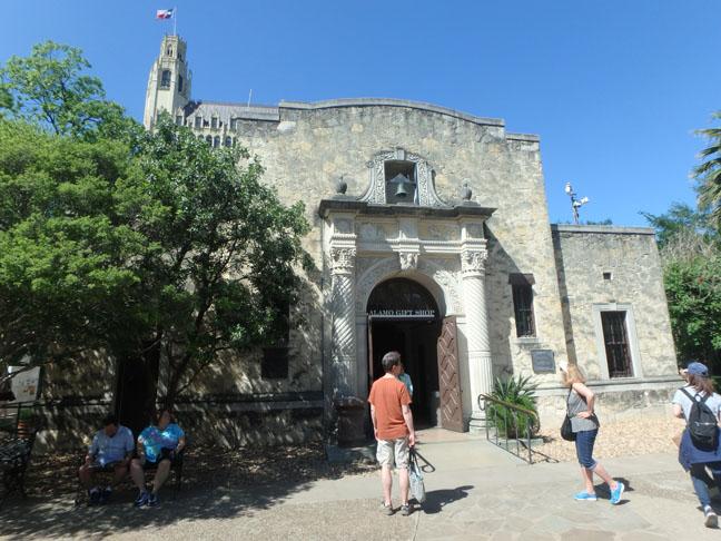 Alamo gift shop