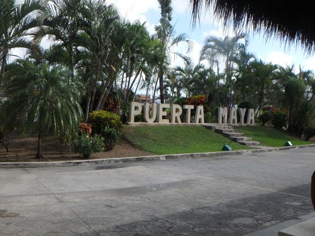 Puerta Maya cruise port