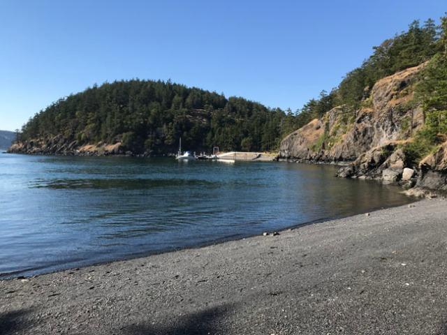 beach on James Island