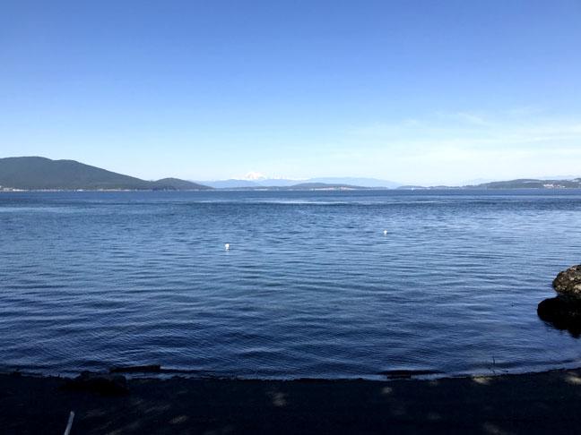 James Island mooring buoys