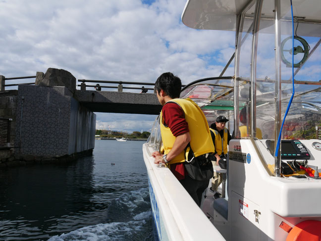 Hakodate Harbor Tour