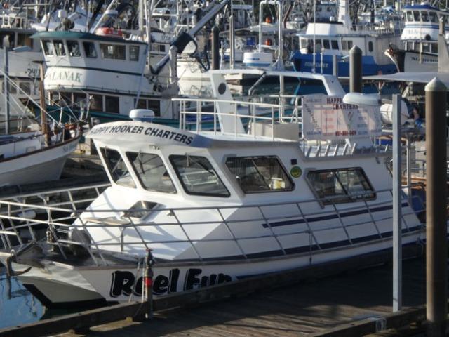 Kodiak boat dock