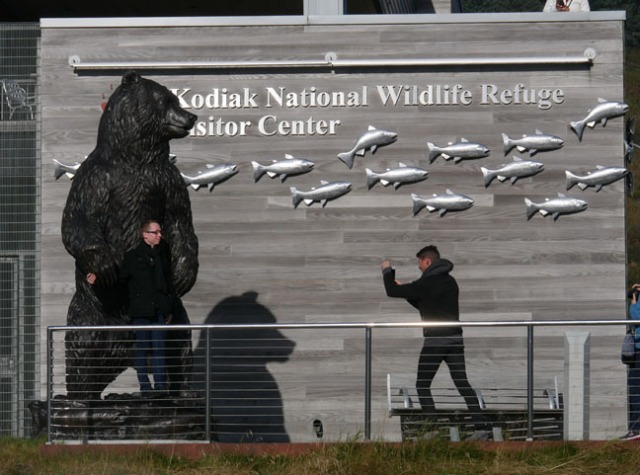 Kodiak Wildlife center
