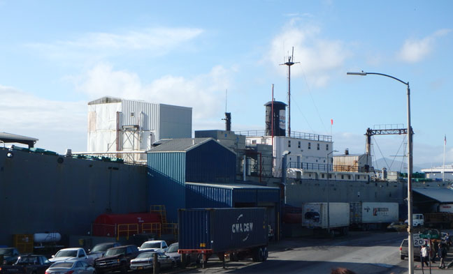 fish cannery