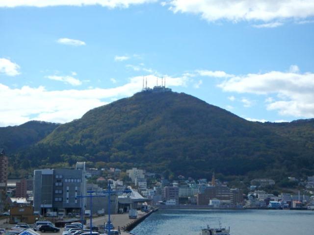Mt Hakodate
