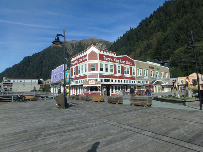 Juneau crab shack