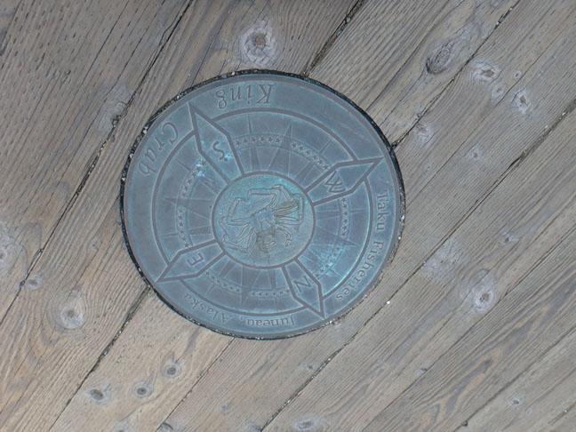 Juneau boardwalk