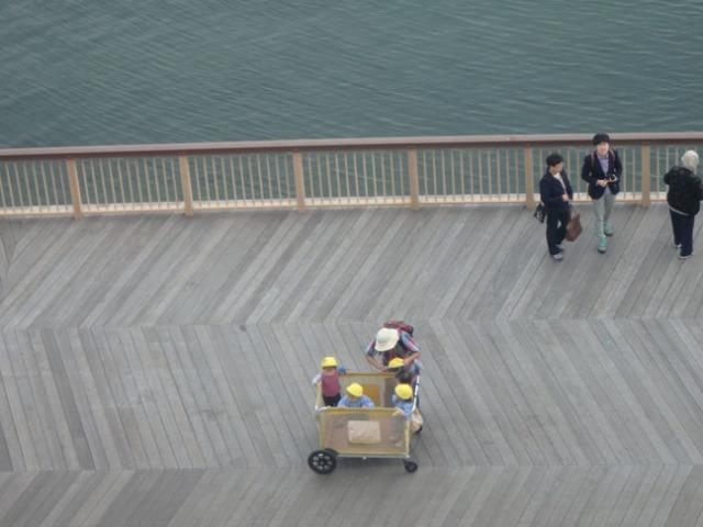 daycare kids in Japan